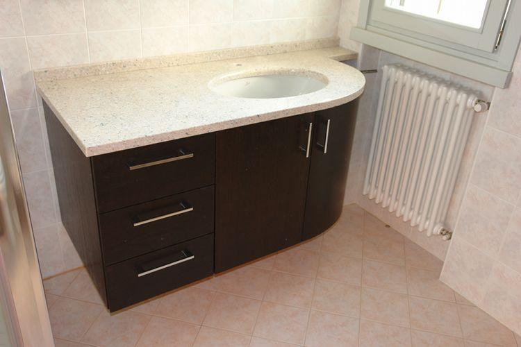 Mobile bagno wenge. cool europrimo mobile da bagno con lavabo e